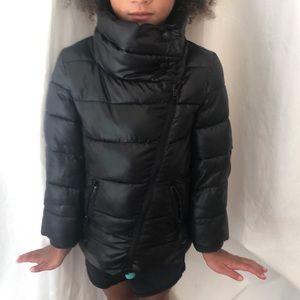 Girls Gap puffy coat